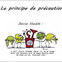 Le gaz de schiste face au principe de précaution