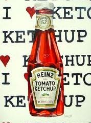 La ketchup