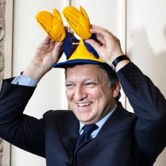 """""""Retour aux tranchées"""" ou les Eurosceptiques chez José Manuel Barroso"""