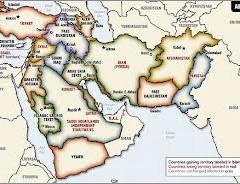 Mais que se passe-t-il au Moyen-Orient?