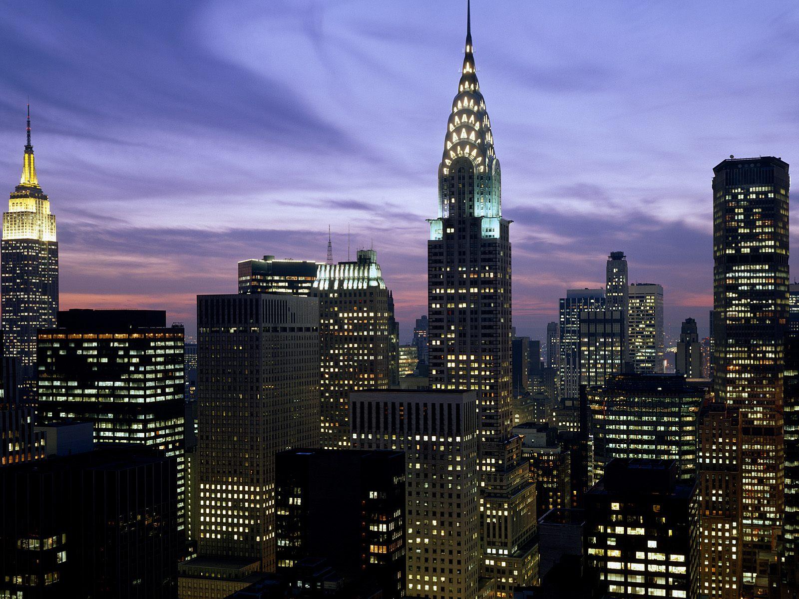 Vue de New York, une fin d'année sous le signe de l'incertitude et des anxiétés