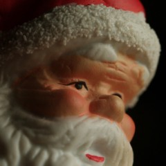 Le père Noël pourrait se déguiser en Mario Draghi