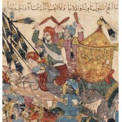 Quand le monde musulmans du IX siècle réapparaît