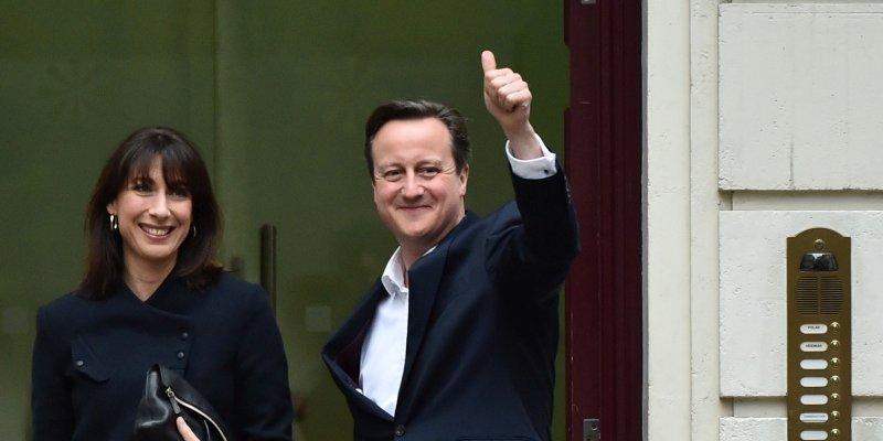 GB: les chefs de gouvernement  courageux sont récompensés
