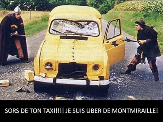 « Uber » de Montmirail a encore frappé