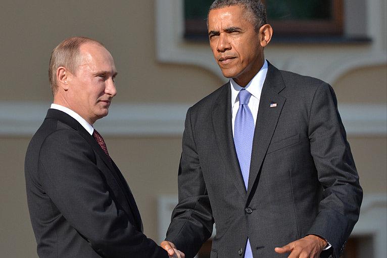 Proche-Orient : Quand Poutine joue aux Echecs et messieurs Hollande et Obama à la belotte