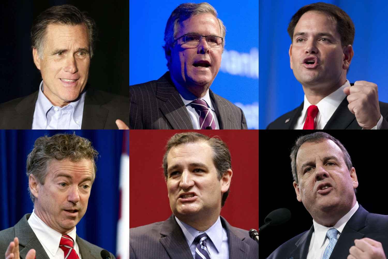 La campagne des primaires présidentielles aux Etats Unis