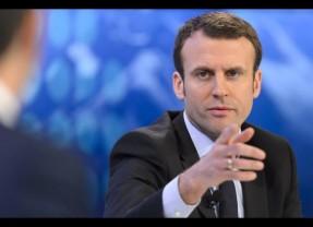 La performance d'Emmanuel Macron à Davos