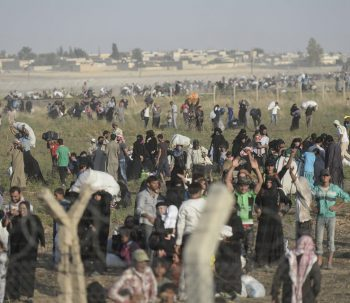 La-Turquie-accueille-des-refugies-syriens-fuyant-les-combats