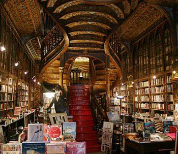 Librairie_Lello_Porto_Portugal_Edilivre