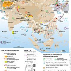 Les enjeux de l'océan Indien