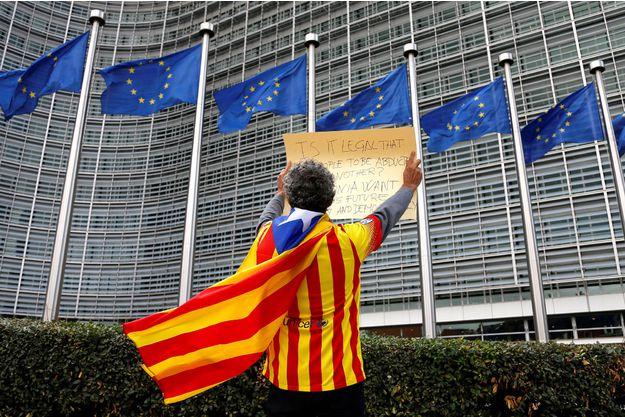 Catalogne: la nation déchirée