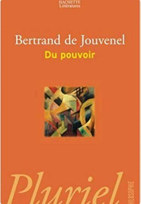 Bertrand de Jouvenel, Du Pouvoir1945