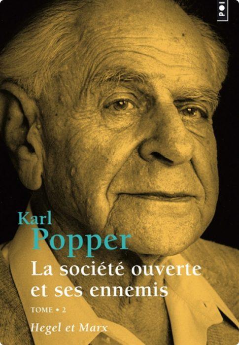 KarlPopper, La société ouverte et ses ennemis1945