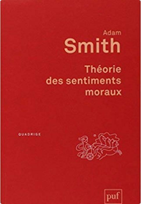 Adam Smith, Théorie des Sentiments Moraux1759